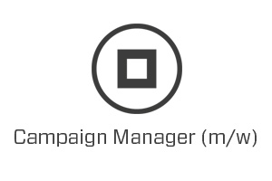 Campaign Manager (m/w)